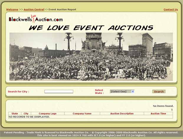 Blackwells Live Auction 03